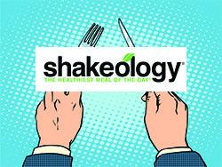 Shakeology EAting